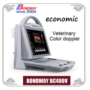 Digital Veterinary Color Doppler Ultrasound Imaging System