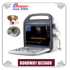 Digital veterinary color doppler ultrasound scanner, ultrasonic machine