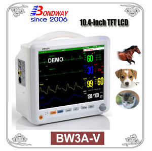 Multiparameter Veterinary Monitor