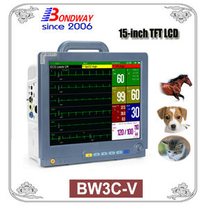 Multiparameter Veterinary Monitoring System