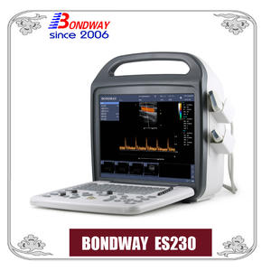 Digital color doppler ultrasound scanner, ultrasonic machine