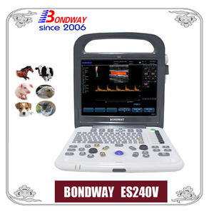 Digital Veterinary Color Doppler Ultrasound System