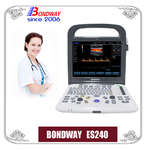 Digital diagnostic ultrasound imaging system, portable color doppler