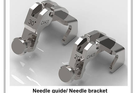 Needle bracket