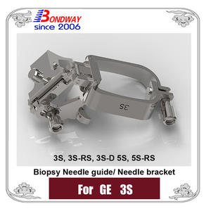 Biopsy Needle Guide, Needle Bracket For GE Phased Array Probe 3S,3S-RS,3S-D,5S,5S-RS