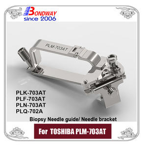 Biopsy Needle Guide For CANON (TOSHIBA) Linear Transducer PLM-703AT PLK-703AT PLF-703AT PLN-703AT PLQ-702A