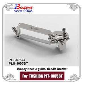 TOSHIBA Biopsy needle guide for transducer PLT-1005BT PLT-805AT PLU-1005B