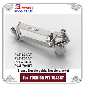 Biopsy Needle Bracket For CANON (TOSHIBA) Linear Transducer PLT-704SBT PLT-604AT PLT-704AT PLT-704ST PLU-704BT