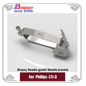 Biopsy Needle Guide For Philips L11-3, Needle Bracket, Biopsy Kits