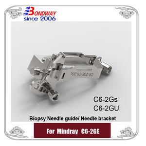 Biopsy Needle Guide For Mindray Micro-convex-transducer C6-2GE C6-2Gs C6-2GU