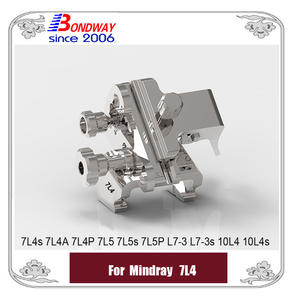 Mindray Biopsy Needle Guide For Linear Transducer 7L4s 7L4A 7L4P 7L5 7L5s 7L5P L7-3 L7-3s 10L4 10L4s