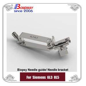 Siemens Biopsy Needle Guide For Linear Transducer 6L3 8L5, Biopsy Needle Bracket