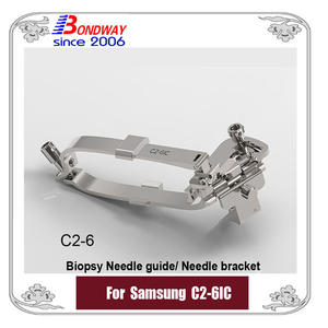 Samsung biopsy needle guide for convex transducer C2-6 C2-6IC