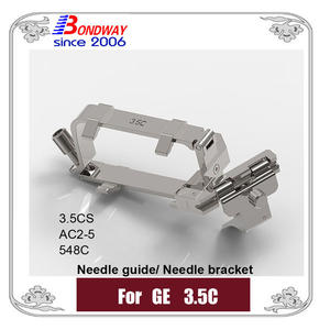 Biopsy Needle Guide For GE Transducer 3.5C 3.5CS AC2-5 548C, Needle Bracket