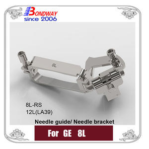 GE biopsy needle guide for transducer 8L 8L-RS 12L(LA39), biopsy needle bracket