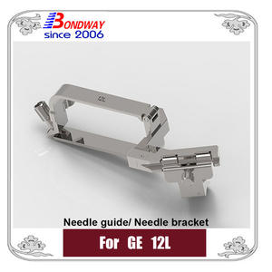 GE biopsy needle guide for transducer 12L, GE biopsy needle bracket