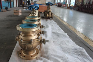 China aluminum bronze ball valve,  C95300 Valve ,Double Block And Bleed Ball Valve supplier