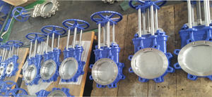 Customize Bi-directional gate valve ,Knife Gate Valve manufacturer in China