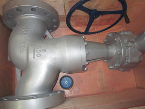 China pressure seal globe valve supplier, DIN  globe valve manufacturer