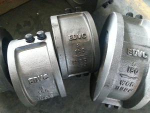 wafer tilting disc check valve application ,Wafer Dual Disc Check Valve in China