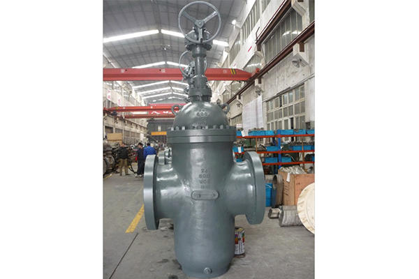 Through Conduit Gate Valve