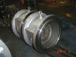 Wafer Tilting Disc Check Valve