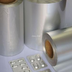 Cold - Forming Compound Aluminum Hard Foil