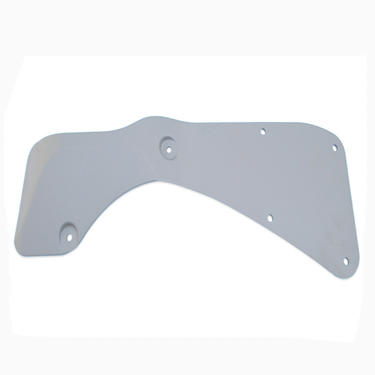 customized thermoforming plastic car parts front bumper