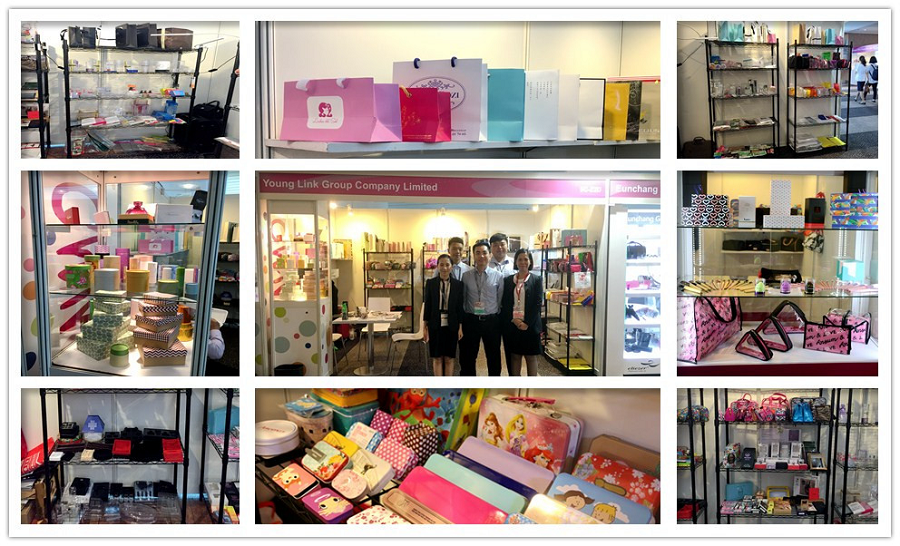 2015 COSMOPROF ASIA Cosmetic Exhibition-Dongguan Packaging Supplier
