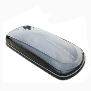 Hot sale vacuum forming custom plastic car box roof