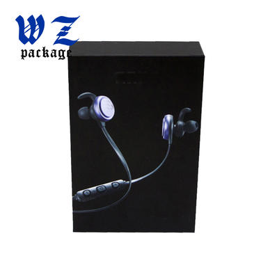 Mini Bluetooth Headset Gift Packaging Paper Box