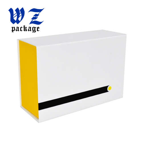 High Quality Paper Material Promotional Foldable Gift Box