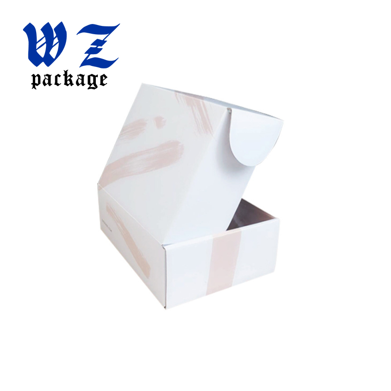 Hot sale corrugated cardboard shipping mailer printed packaging gift box