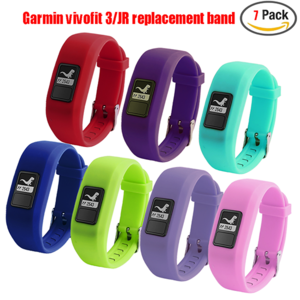 Garmin Vivofit 3 Replacement Band,vivofit 3 strap, Garmin vivofit JR wristband