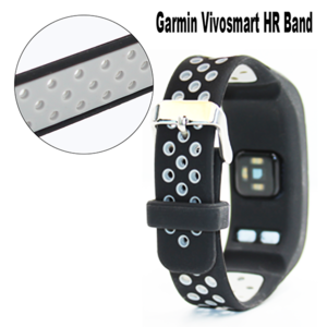 Garmin Vivosmart HR Straps-Silicone Bracelet Wristband With Screwdriver For Garmin Vivosmart HR