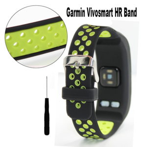 Garmin Vivosmart HR Replacement Bands-Silicone Bracelet Wristband With Screwdriver For Garmin Vivosmart HR