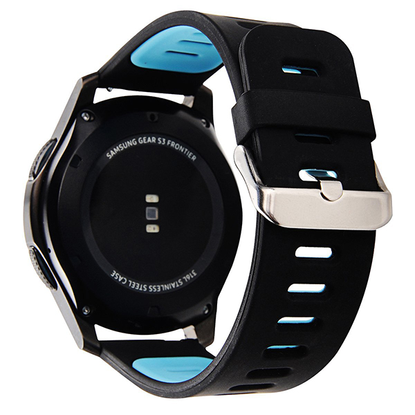 Quick Release 22mm Samsung Gear S3 bands-Adjustable Replacement Strap for Amazfit/Samsung Gear S3 Frontier/S3 Classic