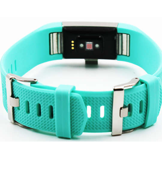 Fitbit Charge 2 Fitness Tracker Larger wrist band Wristband-for Large Size Wrist or Ankle Wear