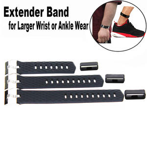 Bands Extender For Fitbit Charge 2 Fitness Tracker Wristband-for Large Size Wrist Or Ankle Wear