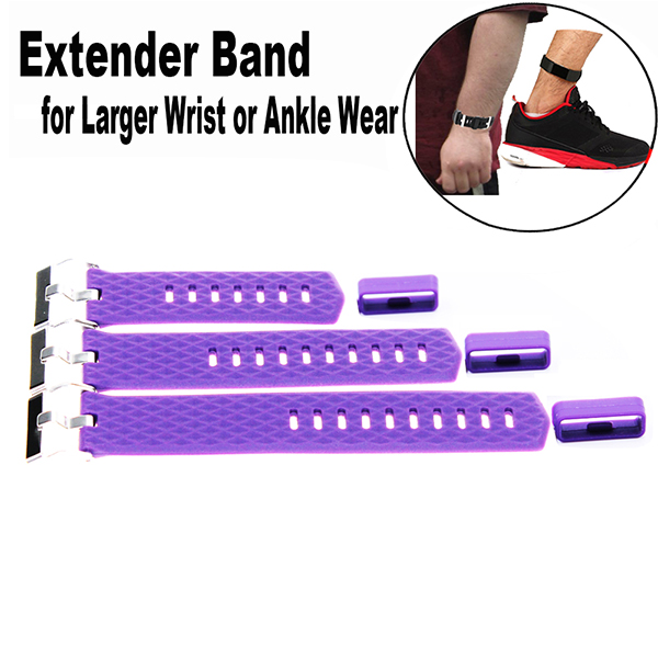 Fitbit Charge 2 Extender Band Fitness Tracker Wristband-for Large Size Wrist or Ankle Wear