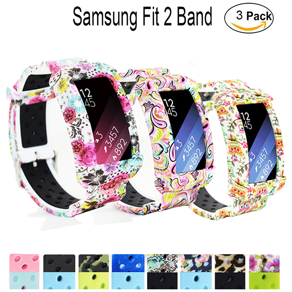 Samsung Gear Fit2 Strap Bands/ Gear Fit2 Pro Watch Band-Replacement Strap For Samsung Smart Watch Galaxy Gear Fit 2