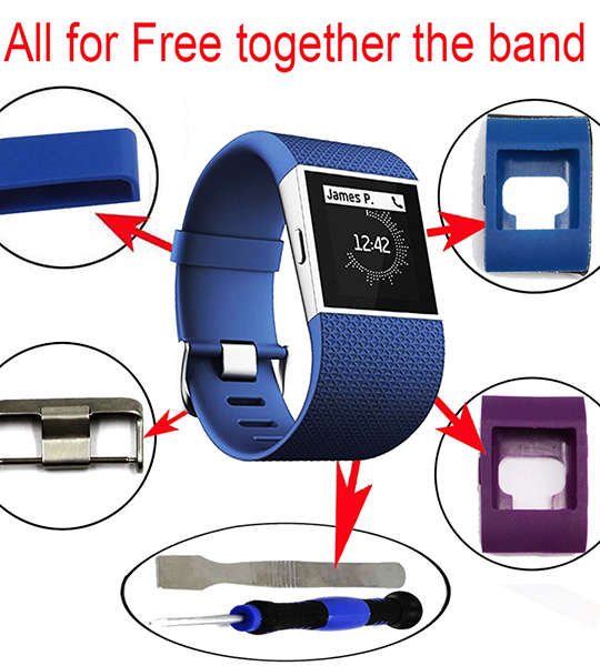 Fitbit Surge Replacement Bands-High quality Replacement Strap Band for Fitbit Surge Watch Fitness Tracker