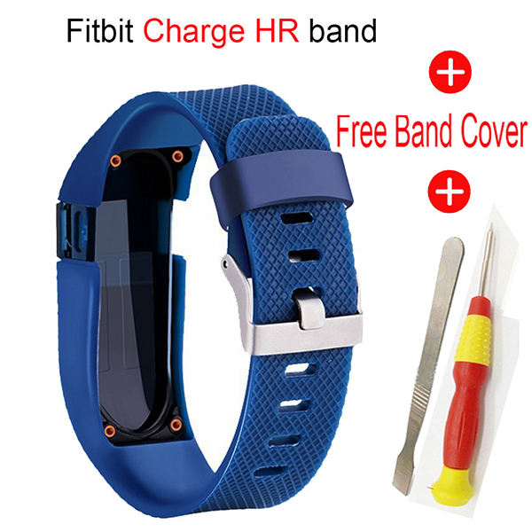 Fitbit Charge HR Bands-Replacement Accessories Wristband for Fitbit Charge HR
