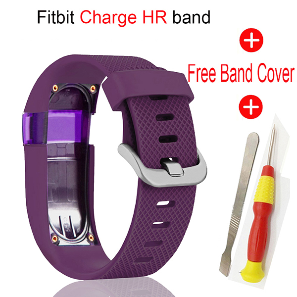 Fitbit Charge HR Wristband-Replacement Accessories bands for Fitbit Charge HR