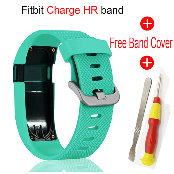 Fitbit Charge HR Wristbands-Replacement Accessories bands for Fitbit Charge HR