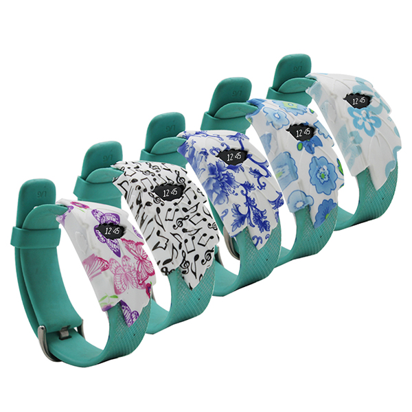 Fitbit Charge case cover /Fitbit Charge hr Band Cover for Fitbit Charge/Fitbit Charge HR Slim Designer Sleeve Protector