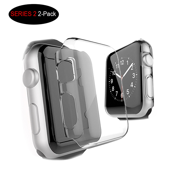 IWatch Series 2 38MM Case Screen Protective Cover PC Hard Case for Apple Watch Series 1 iWacth 2015