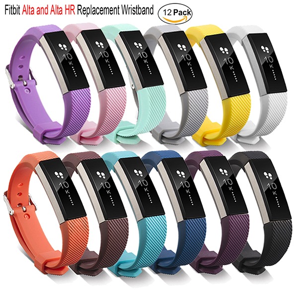 Fitbit Alta HR Strap fitbit Alta Band-Fitbit Alta HR and Alta Smart Fitness Tracker Accessory Replacement Bracelet Band