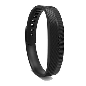Fitbit Flex 2 Replacement Bands-Replacement Wristband Strap For Fitbit Flex 2 Fitness Bracelet(Black-Size S)