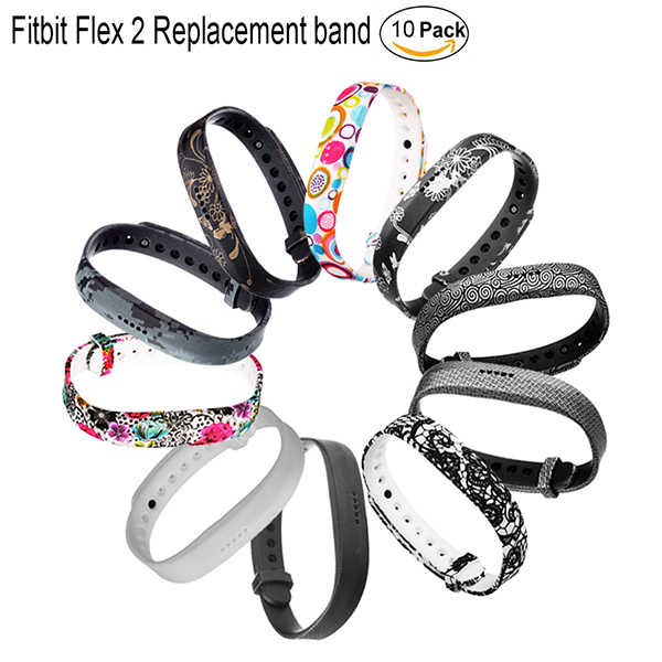 Fitbit Flex 2 replacement strap-Replacement Wristband Strap for Fitbit Flex 2 Fitness Bracelet Band